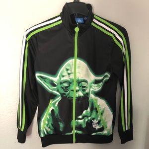 Adidas Yoda track jacket - Star Wars edition